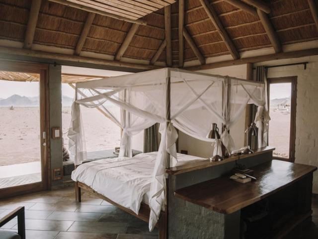 Cape to Windhoek - Desert Homestead, Sossusvlei (Standard), comfortable chalets with views