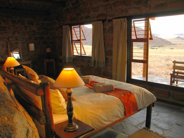Cape to Windhoek - Eagle's Nest, Aus (Upgrade), Chalet with desert views