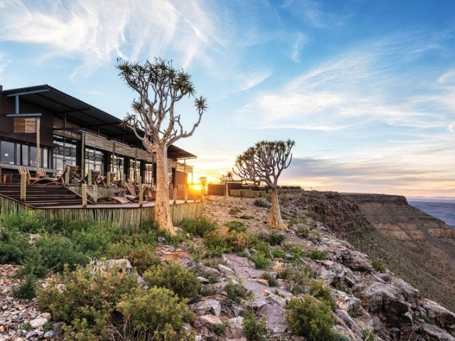 Cape to Windhoek - Fish River Lodge, Fish River Canyon (Upgrade)