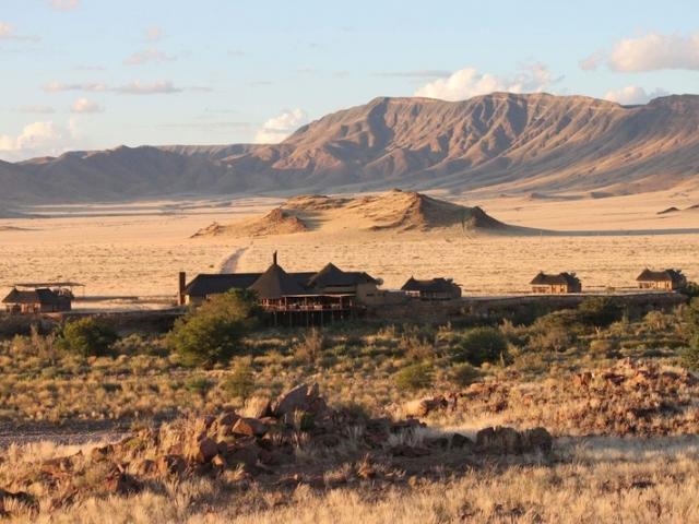 Cape to Windhoek - Hoodia Desert Lodge, Sossusvlei (Upgrade)