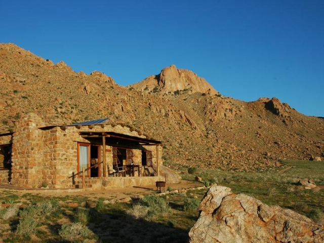 Cape to Windhoek - Eagle's Nest, Aus (Upgrade), Stone Chalets