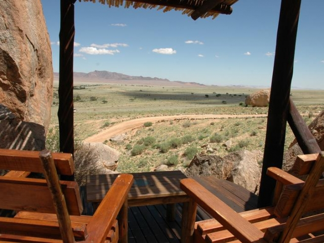 Cape to Windhoek - Eagle's Nest, Aus (Upgrade), Nooks and crannies to relax in