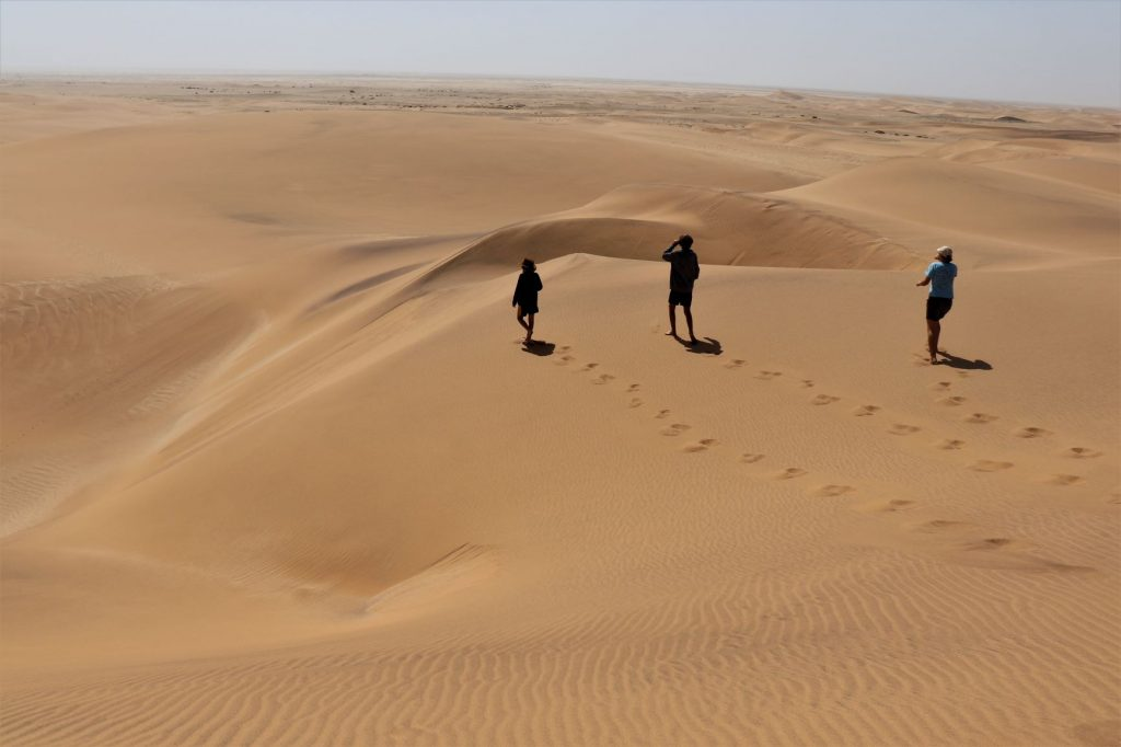 Namibia desert tour
