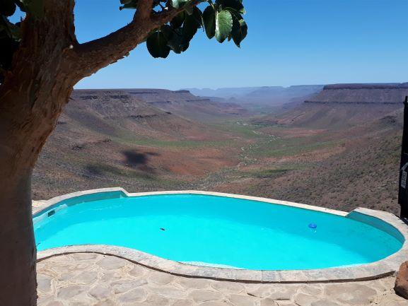 Grootberg Lodge, Namibia.