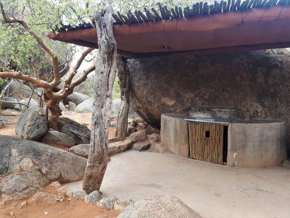 Hoada Campsite Kitchen, Namibia, Self-drive accommodation options