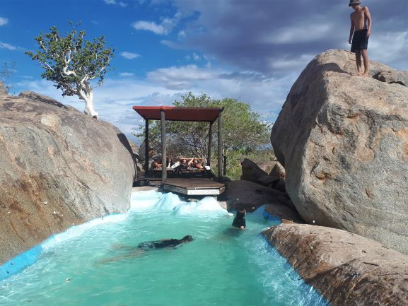 Hoada campsite, Namibia, self drive accommodation options