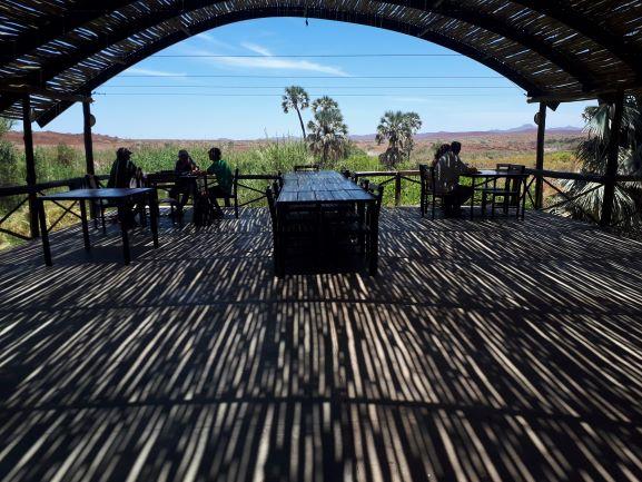 Palmwag, Namibia
