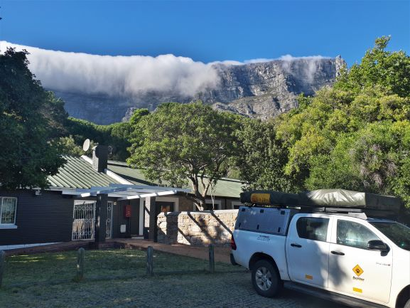 Table Mountain Wash Houses, South Africa - Southern Africa self-drive accommodation options