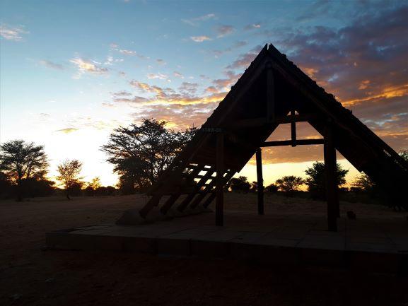 Wilderness camp sites, Botswana