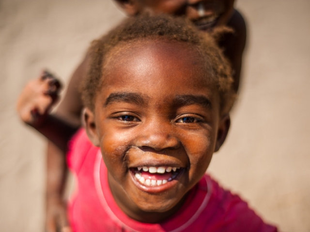 Delta Camp, Okavango Delta Family Tour, meet the locals!