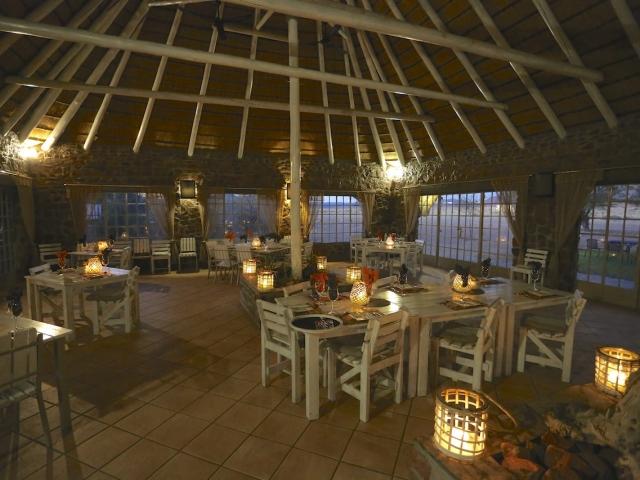 Namibia Family Holiday, Elegant Desert Lodge, Sossusvlei, dining room
