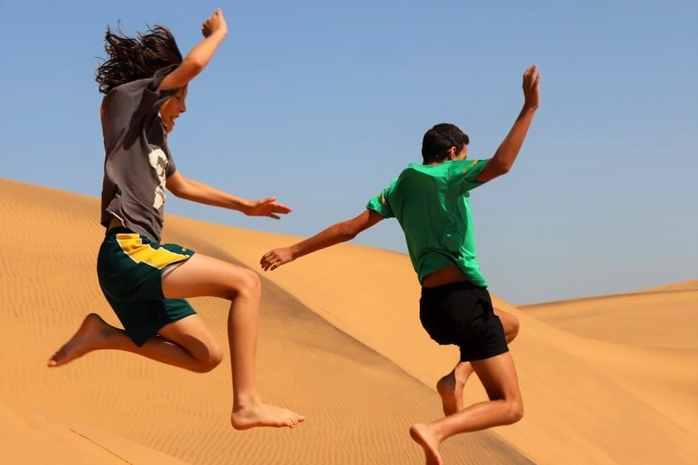 Namibia family holiday Dunes & Wildlife Explorer