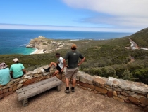 Family holiday South Africa, Cape Point