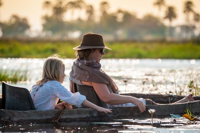 Family Okavango Delta package, Botswana