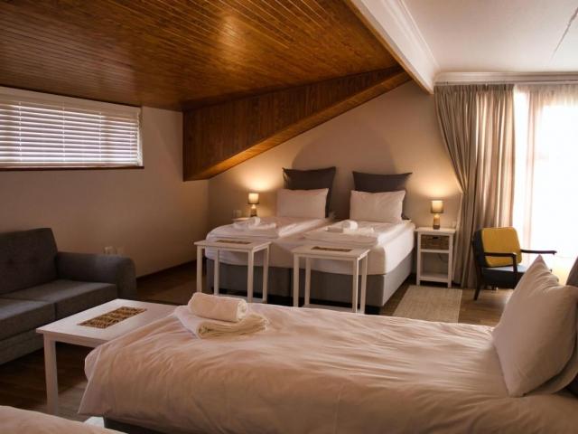 Kramersdorf Guesthouse, Swakopmund, Namibia Family Holiday, family room