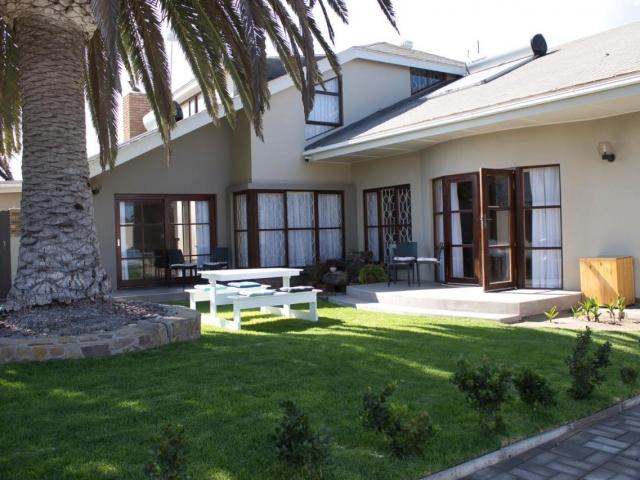 Kramersdorf Guesthouse, Swakopmund, Namibia Family Holiday