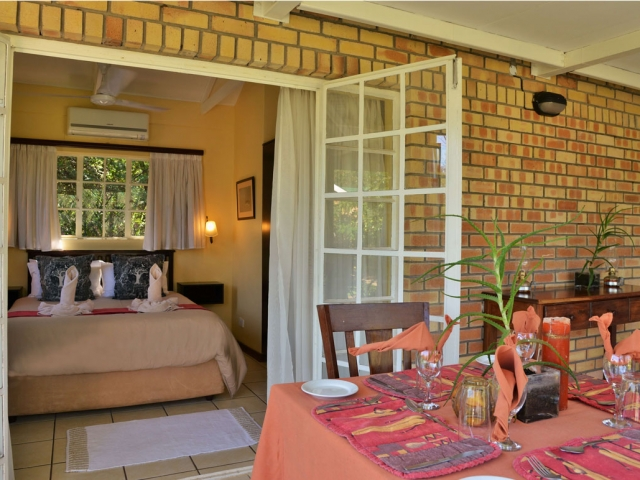 Chobe River Cottages, family accommodation, Victoria Falls Chobe family holiday