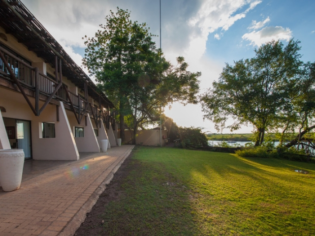 Chobe Safari Lodge, river outlook, Victoria Falls Chobe family holiday