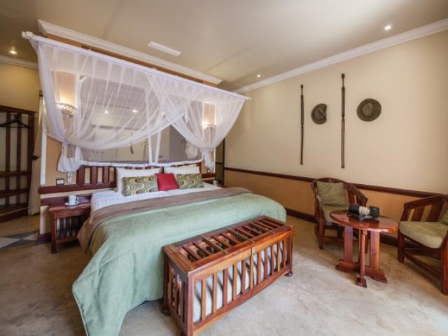 Chobe Safari Lodge, Kasane