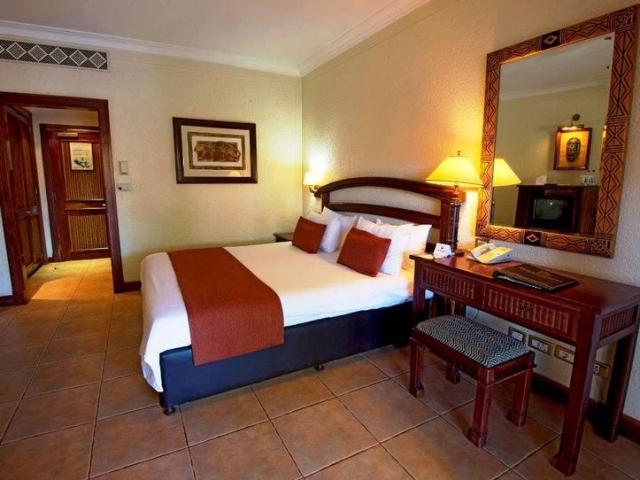 The Kingdom at Victoria Falls, guest room, Victoria Falls Chobe family holiday