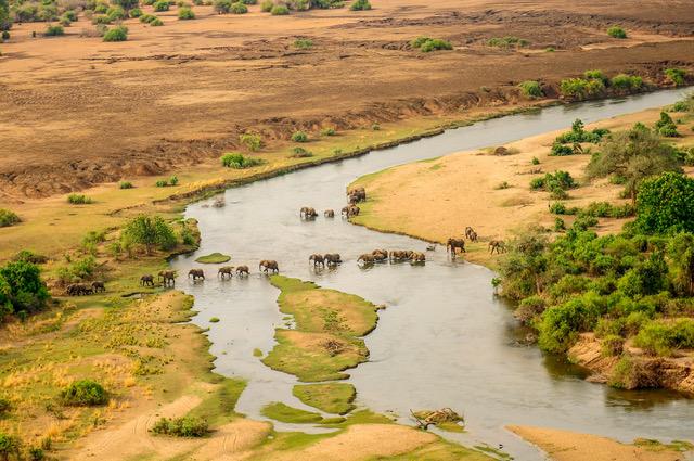 Self drive Zambia, Zambia itineraries
