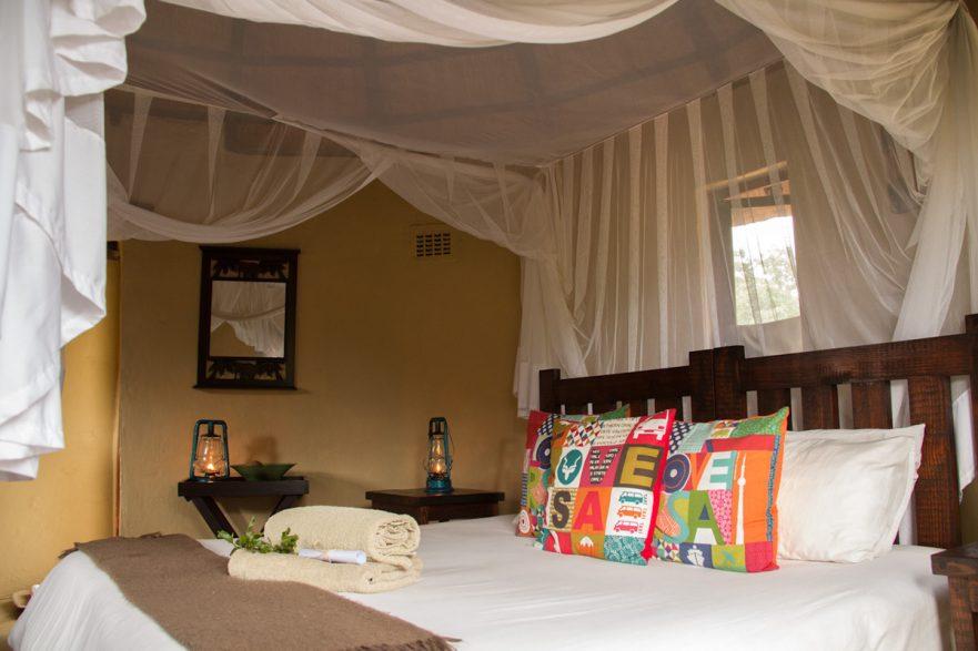 Africa on Foot Camp, Chalet, Central Kruger