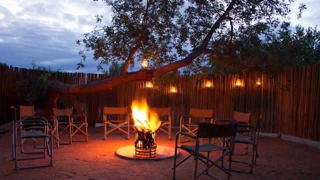 Africa on Foot Camp, Boma, Central Kruger