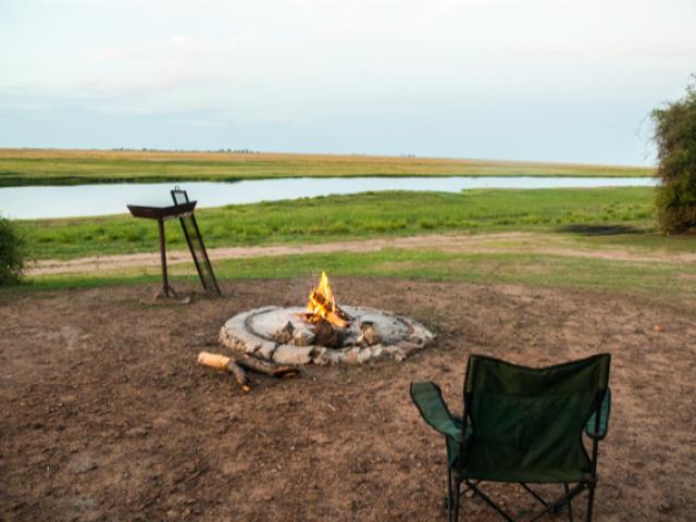 Ihaha Campsite, Chobe National Park