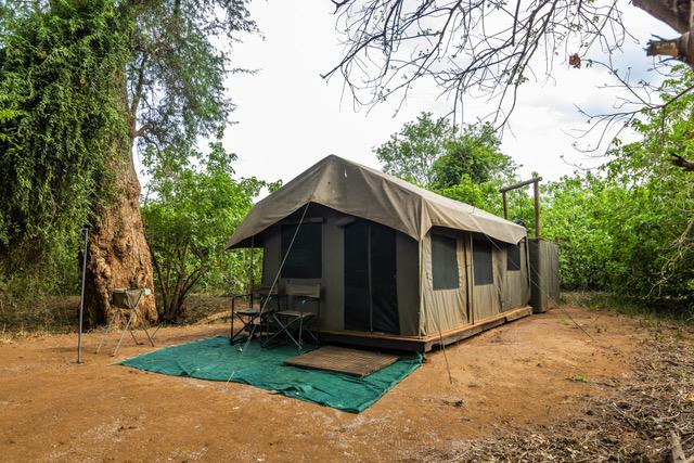 Pafuri Walking Trails Camp, Safari Tent, Northern Kruger