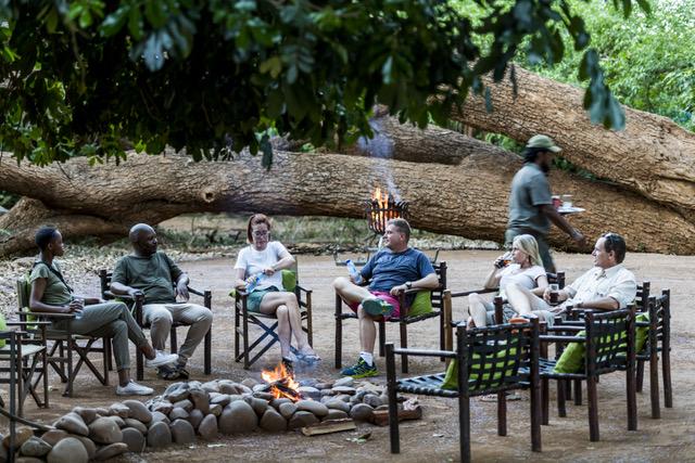 Pafuri Walking Trails Camp, Boma, Northern Kruger