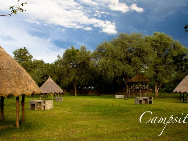 Track & Trail River Camp, South Luangwa, Campsite